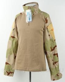KL Landmacht Coolmax UBAC shirt desert - nieuw met kaartje - maat M - origineel