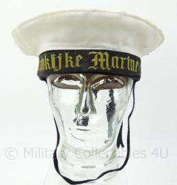 KM Koninklijke Marine matrozen muts - wit  - maat 58 - origineel