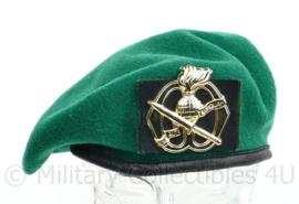 Zeldzame KCT baret met originele insigne - maat 59 - nieuw - origineel