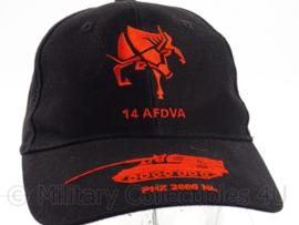 KL Koninklijke Landmacht baseball cap 14AFD VA PHZ 2000NL 14 Veldartillerie - origineel