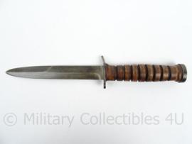 M3 knife M3 mes - donkere handgreep - extra kwaliteit