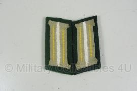 M36 kraagspiegel set Marine Artillerie