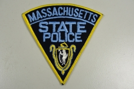 Massachusetts State Police patch - origineel