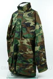Korps Mariniers forest woodland camo smock - maat XLarge - NIEUW - origineel