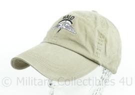 Zeldzame Special Forces HALO cap  - one size -  origineel