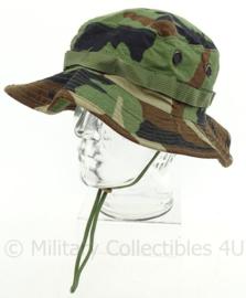 Korps Mariniers en US Army Boonie Bush hat - merk Tru Spec - maat 7 1/ 4 - nieuwstaat - origineel