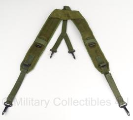 US Army LC1 Suspenders - groen - origineel