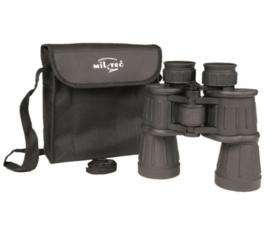 Verrekijker 7 x 50 - met tas - Zwart