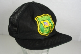 Yolo County Sheriff Baseball cap - Art. 548 - origineel