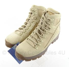 KL Nederlandse leger Meindl schoenen DESERT - nieuw - maat 9 = maat 43 = maat 270 - origineel