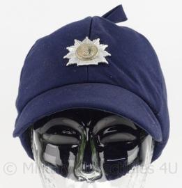 Duitse Bundespolizei pet - Schleswig Holstein - maat 54 - origineel