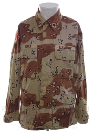 US 1e Golfoorlog field jacket DESERT Six-Color Desert Pattern - maat Medium-Regular - origineel