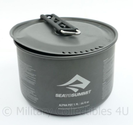 Defensie en Korps Mariniers SeatoSummit Alpha pot 1,9 Liter - 16 x 10,5 cm - origineel