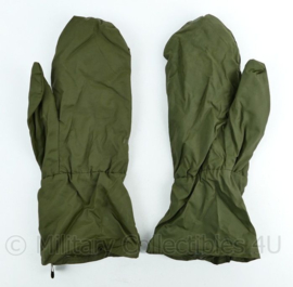 Koninklijke Marine en Korps Mariniers gloves groen - Large - origineel