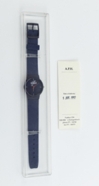 Politie Amsterdam horloge nieuw in de verpakking - date of delivery 1 januari 1992 - origineel