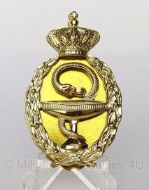 Metalen Militair-farmaceutische bekwaamheid insigne - origineel