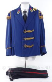 Fantasie uniform set,  jasje, broek  -  maat M - origineel
