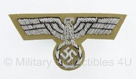 Borstadelaar - officieren Heer DAK Afrikakorps