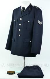 Korps Mariniers Barathea uniform set 1987 - Sergeant der Mariniers - maat 48- Origineel