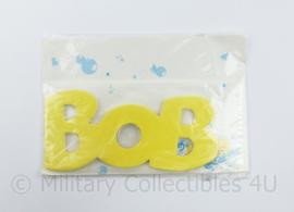 Nederlandse Politie BOBfrisser - nieuw in de verpakking - 6 x 13 cm - origineel