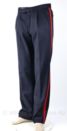 Korps Mariniers wollige broek voor het Pikapak 2002 - maat 49 - licht gedragen - origineel