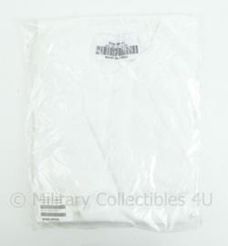 KL Koninklijke Landmacht Onderhemd/shirt met korte mouw - Wit - maat 8595/9505  - nieuw in verpakking - origineel