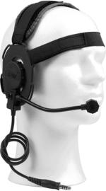 Bowman EVO III BK headset Z029 - nu in meerdere kleuren! - Zwart, Groen of Coyote