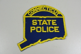 Connecticut State Police patch - origineel