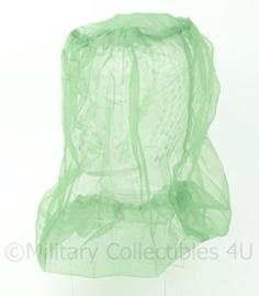 KL Landmacht klamboe hoofdnetje - nieuw in verpakking - origineel