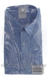 KLU luchtmacht DT overhemd KORTE mouw NIEUW in verpakking - origineel