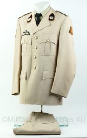 KL DT uniform set - Regiment van Heutz - tropen tenue - Luchtmobiele brigade - maat 39-4 - Origineel