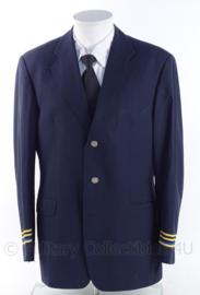 KLM Piloten uniform jas - maat 50 - origineel