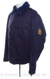 Brandweer jas met voering NIEUW - maat 50 - origineel