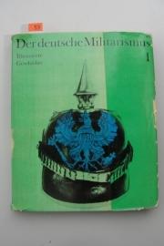 Boek Der Deutsche Militarismus illustriert- Nr. 57