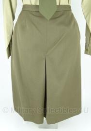 KL Koninklijke Landmacht DT dames broekrok - groen - maat 36 - NIEUW - origineel