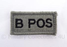 US Army ACU Camo digital embleem - klittenband - 5 x 2,5 cm - origineel