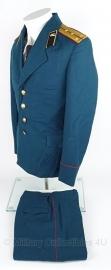 Russisch TANKER officiers uniform MET pofbroek  - meerdere maten - incl. insignes - origineel