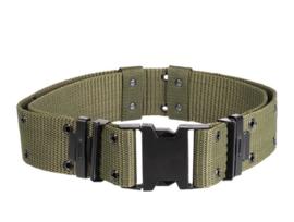 US Army model Koppel LC2 Nylon - nieuw gemaakt - GROEN
