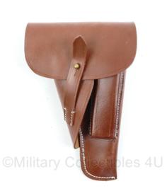 Browning Hi Power holster gxy 1944 - bruin leer