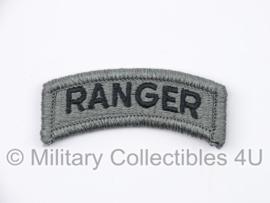 US Army Foliage - Ranger TAB - met klittenband - voor ACU camo uniform - origineel