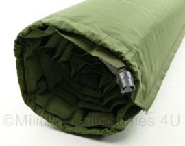 KL Self Inflatable Selfinflatable Self Inflating matras en thermomat slaapmat - GROENE tas - origineel
