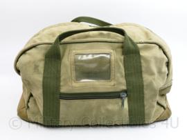 Defensie Parachute bag - gebruikt - 57 x 35 x 27 cm - origineel