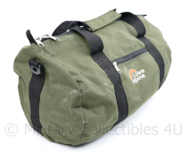 Lowe Alpine groene draagtas - 45 x 25 cm - gebruikt - origineel