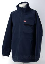 DB bordtechniker jacke - parka met warme voering- donkerblauw - maat 52 en 58 - nieuw in verpakking - origineel