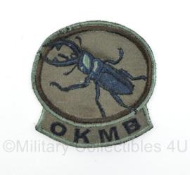 Kroatische gemechaniseerde brigade OKMB hertkever patch - origineel