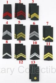 KL DT2000 - heden. uniformen & toebehoren