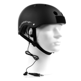 SwissEye Tactical helmet - ZWART - maat 52-57 of 57-62 cm - origineel