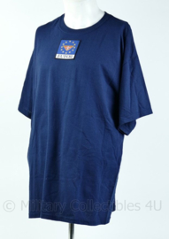 EUFOR MICC I am Mine Aware shirt - Maat XL - origineel