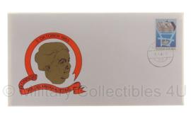 Postzegel herdenkingsenvelop Reünie Fregatten Roofdierklasse - 5 oktober 1983 - origineel