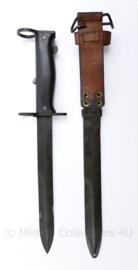 Franse leger Bajonet model M1956 voor het M1949/56 geweer - 35,5 cm lang - origineel
